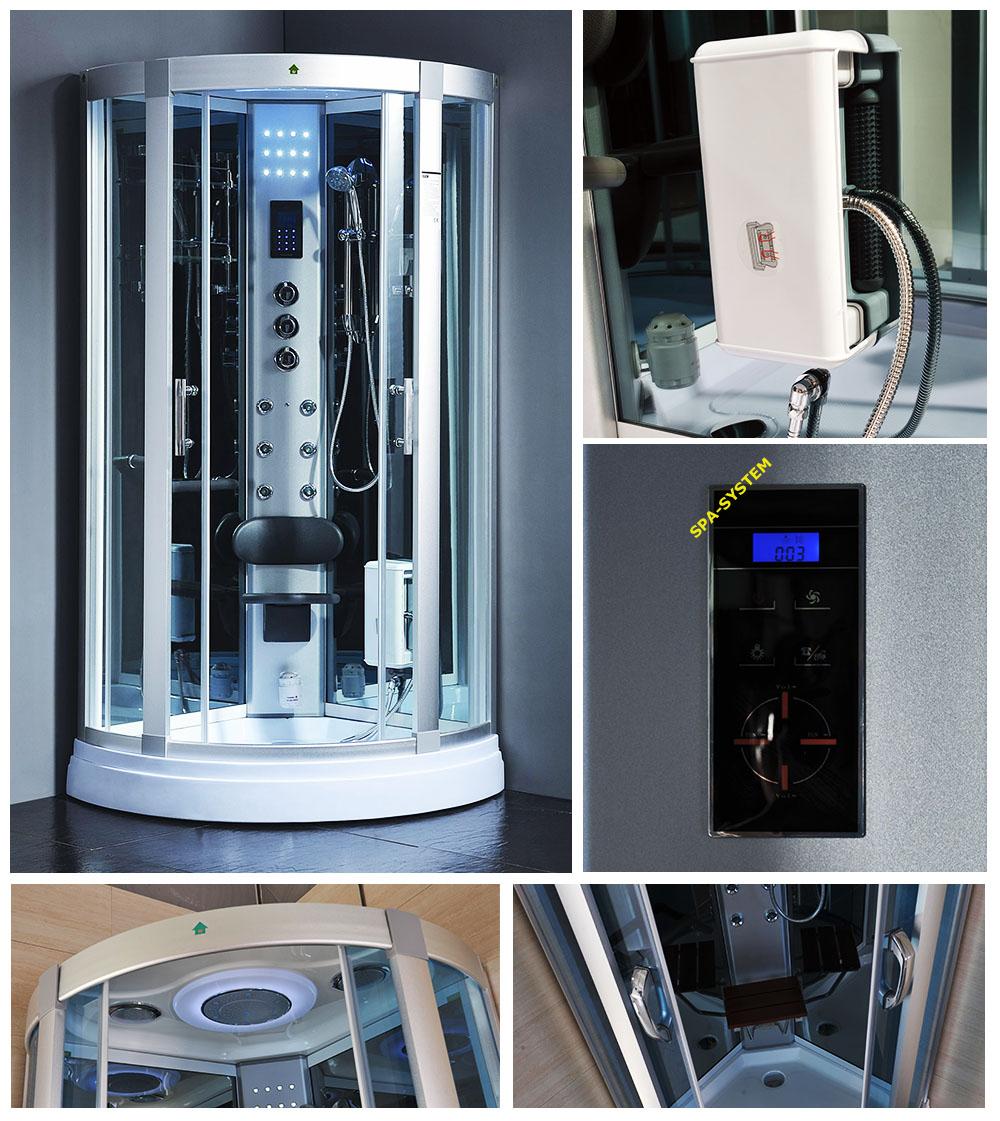 spa-system kabina