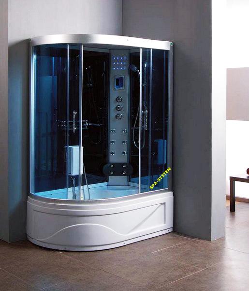 Kabina prysznicowa z hydromasażem, model K022