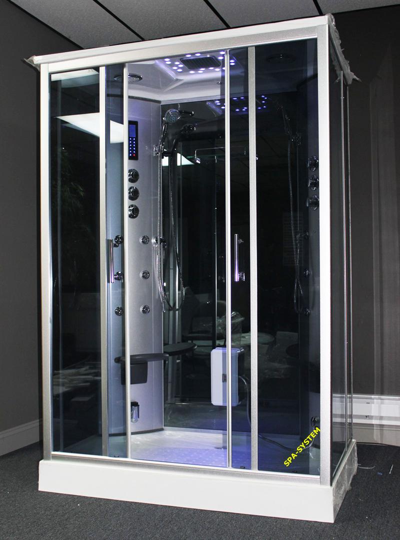 Kabiny prysznicowe z hydromasażem K023-1