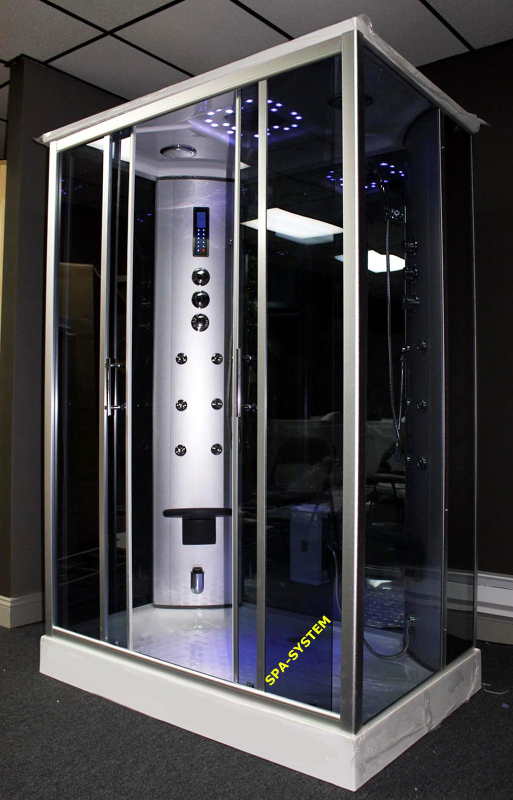 Kabina prysznicowa z hydromasażem 2os.