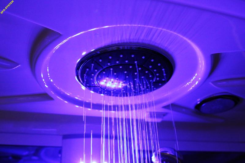 Kabina z prysznicem K023