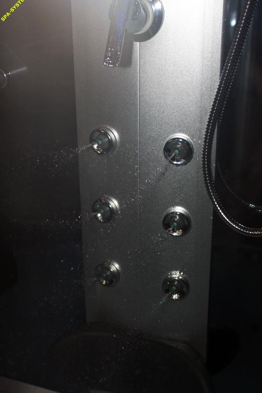 Kabiny prysznicowe z brodzikiem