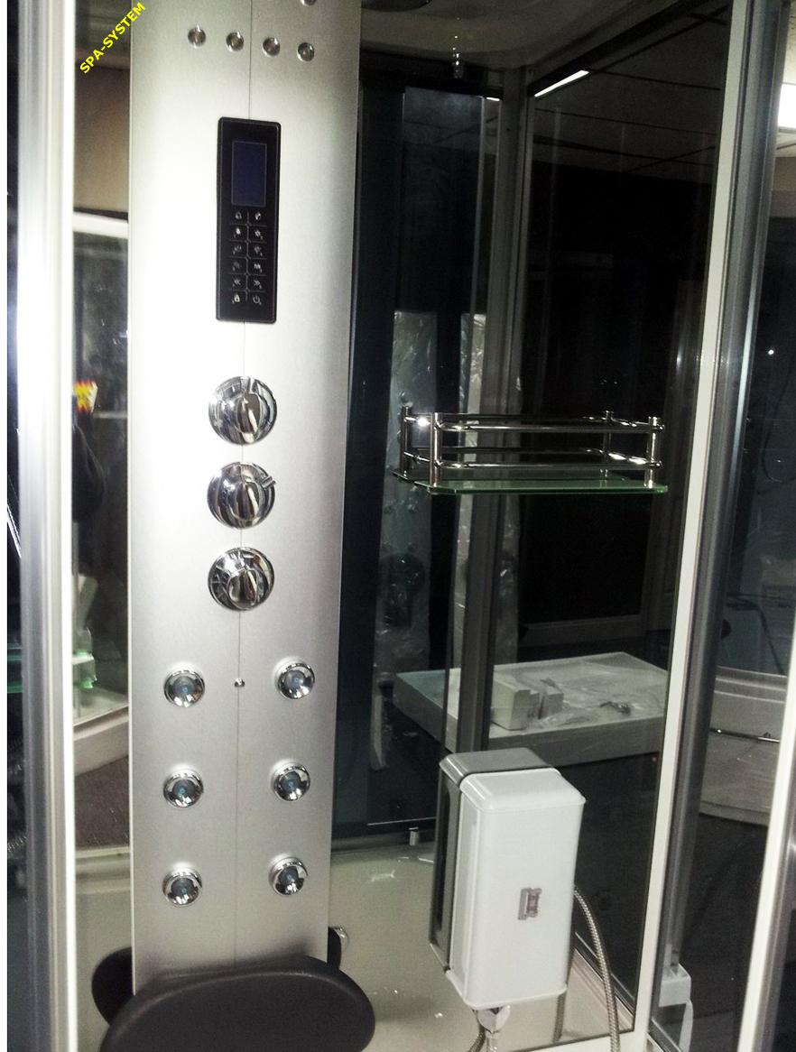 Komputer w kabinie