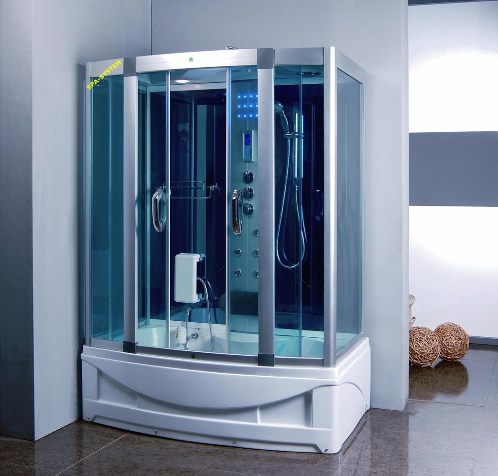 Kabina prysznicowa z hydromasażem K024 150x90cm