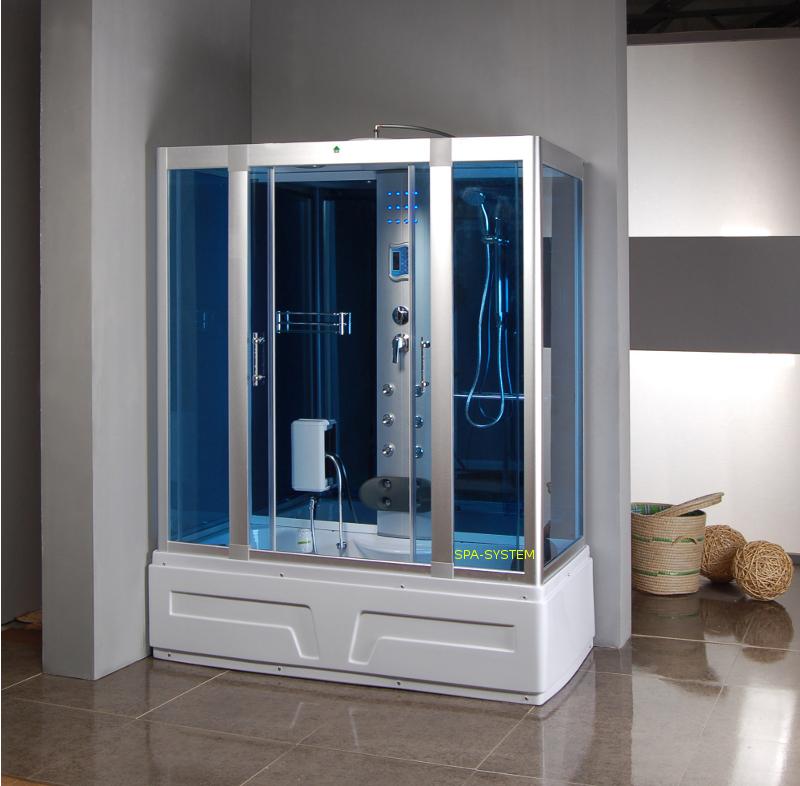 Kabina prysznicowa z hydromaseżm 160x85cm
